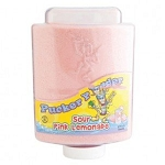 Pucker Powder Sour Pink Lemonade Candy, 9 Ounces