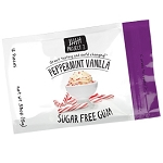 Project 7 Sugarfree Peppermint Vanilla Gum .69 Ounce Packs, (Pack of 12)