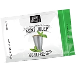 Project 7 Sugarfree Mint Julep Gum .69 Ounce Packs, (Pack of 12)