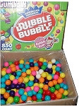 Dubble Bubble One Inch Gumballs, (Pack of 850)