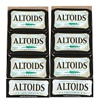 Altoids Licorice Mints, (Pack of 12)