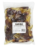Haribo Super Cola Bottles, 5 Pound Bag