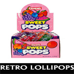 Retro Lollipops