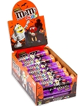 M & M Minis Halloween Tubes (Pack of 24)