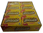 Ferrara Pan Chewy Lemonhead Pink Lemonade Candy, (Pack of 24)