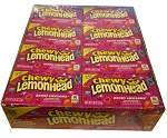 Chewy Lemonhead Berry Awesome Candy, (Pack of 24)