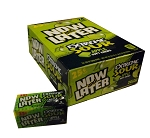 Now and Later Extreme Sour Apple Candy, (Pack of 24)