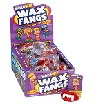 Wax Fangs Candy, (Pack of 24)