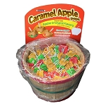 Tootsie Roll Caramel Apple Lollipops, (Pack of 1000)