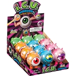 ICU Cyclops Monster Jawbreakers (Pack of 12)