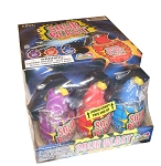 Kidsmania Sour Blast Candy Spray Grenades, (Pack of 12)