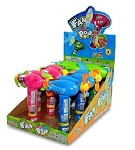 Kidsmania Fan Pop Novelty Candy and Toy (Pack of 12)