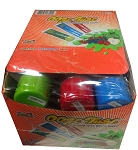 Kidsmania Ooze Tubes Liquid Candy (Pack of 12)
