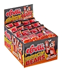 E-Frutti Cinnamon Gummy Bears, (Pack of 80)