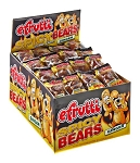 E-Frutti Spicy Ginger Bears, (Pack of 80)
