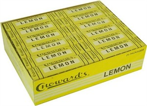 C. Howard Lemon Candy, (Pack of 24)
