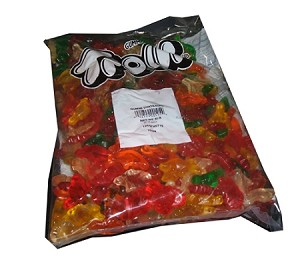 Trolli Gummy Bears, 5 Pound Bag