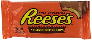 Reeses Peanut Butter Cups, (Pack of 36)