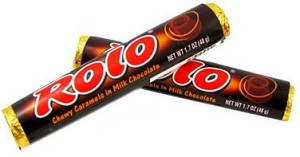 Hershey Rolo Candy, (Pack of 36)