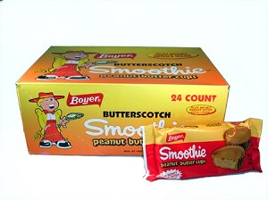 Butterscotch Smoothie Cups, (24 Pack)