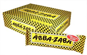 Annabelle Abba Zaba Bars (Pack of 24)