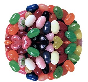 Jelly Belly 49 Flavor Assortment, 10 Pounds