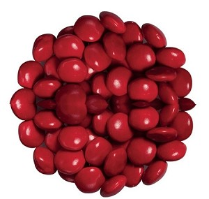 Red Chocolate Color Drops, 15 Pounds