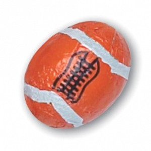 Madelaine Chocolate Footballs, (5 Pounds)