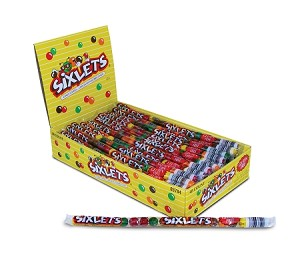 Sixlets Chocolate Candy, (Pack of 48)