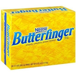 Nestle Butterfinger, (Pack of 36)