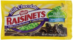 Nestle Raisinets, (Pack of 36)