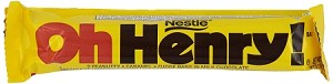 O Henry Candy Bars, (Pack of 36)