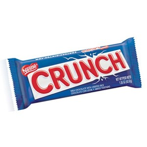 Nestle Crunch Bars, (Pack of 36)