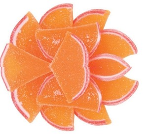 Peach Fruit Slices, 5 Pounds