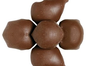 Sugar Free Milk Chocolate Cashew Turtles, 5 Pounds