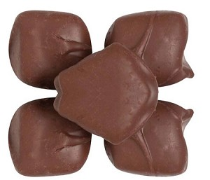 Sugar Free Milk Chocolate Vanilla Caramels, 5 Pounds