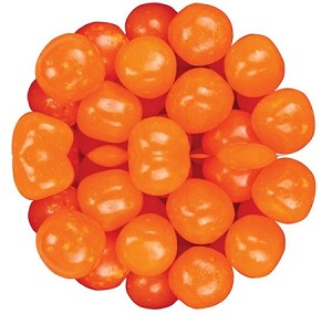 Sweets Candy Orange Sours, 5 Pounds