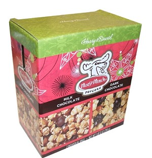 Harry and David Moose Munch Popcorn Variety Pack, 1 Pound 2 Ounces