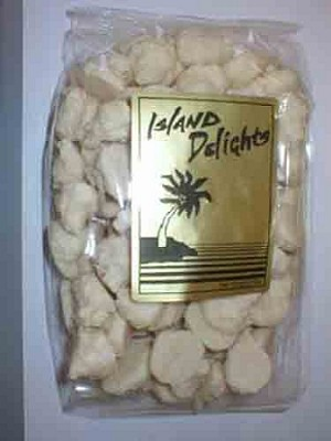 Island Delights Pina Colada Coconut Stacks, (2 Pounds)