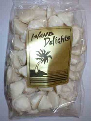 Island Delights Pineapple Coconut Stacks, (2 Pounds)