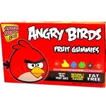 Angry Birds Red Bird Movie Theater Size Boxes, (Pack of 12)
