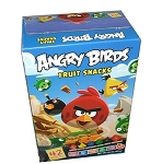 Angry Birds Gummy Fruit Snacks, (Pack of 42)