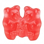 Albanese Gummy Ripe Watermelon Gummy Bears, 5 Pounds