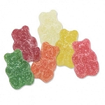 Albanese Wild Thing Assorted Sour Bears, 4.5 Pounds