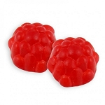 Albanese Ripe Red Raspberries Gummy Candy, 5 Pounds