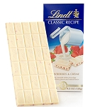 Lindt Classic Strawberries and Cream Bars, (Pack of 12)