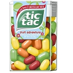 Tic Tacs Fruit Adventure, (Pack of 12)