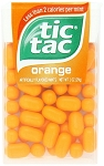 Tic Tacs Orange, (Pack of 12)