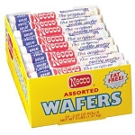 Necco Original Wafers, (Pack of 24)
