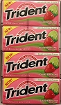 Trident Island Berry Lime Escape Gum (Pack of 12)